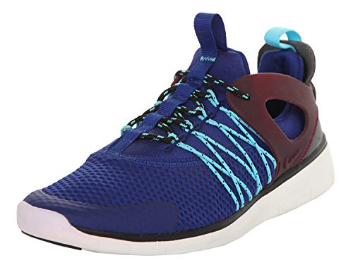 Nike Free Viritous (Deep Royal Blue/Mulberry/Tide Pool Blue/Wolf Grey) Women's Shoes (Deep Royal Blue/Mulberry/Tide Pool Bl...)