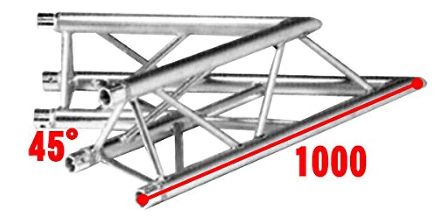 アラバマヘロイン押す【国内正規品】 STAGE EVOLUTION ステージエボリューション 三角アルミトラス用コーナー TRUSS3/C19