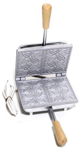CBE Elettrodomestici 5025100CR Biscottiera Elettrica, 600 W, Alluminio
