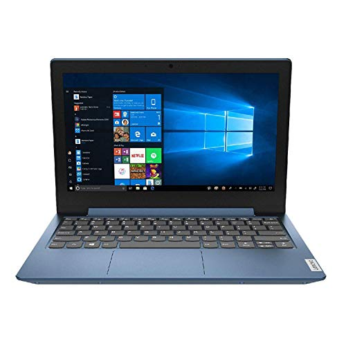 Lenovo 81VR000TUK IdeaPad Slim 1 11.6' HD (1366 x 768) Display Laptop, AMD A4-9120E, 4GB DDR4, 64GB eMMC, Wireless 11ac & Bluetooth 4.2, Windows 10 S - UK Keyboard Layout
