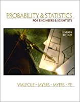 Probability and Statistics for Engineers and Scientists (7th Edition)