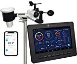Ambient Weather WS-2000 Smart Weather Station with WiFi Remote...