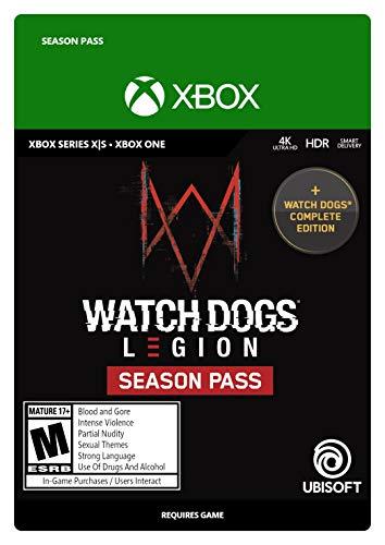 Watch Dogs: Legion Season Pass - Xbox Series X S, Xbox One [Digital...