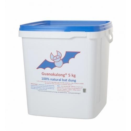Guanokalong -   Pulver 5kg Dünger