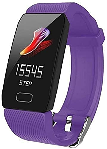 1 14 pulgadas multifunción reloj pulsera impermeable tiempo pantalla HD reloj inteligente deportes y fitness monitoreo pulsera