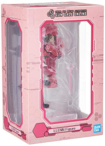 Figure sword art online alternative - gun gale online - llenn ref. 28410/28411