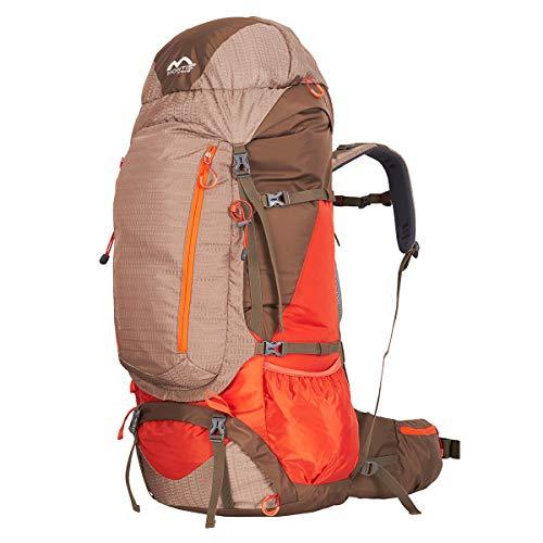 MONTIS BLUERIDGE 85+5 - Zaino da trekking, 90+ L, 91 x 42, 1950g