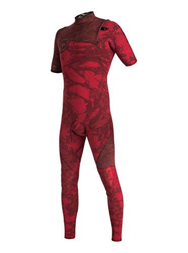 Quiksilver Highline Zipperless 2/2mm - Zipperless Short Sleeve Full Wetsuit - Männer