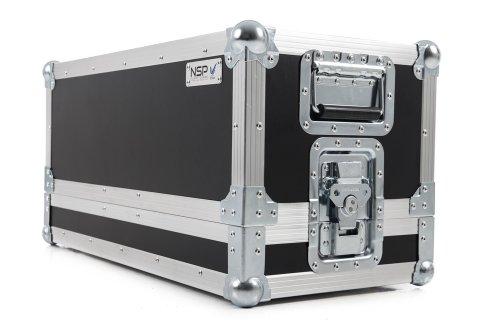 NSP Cases Line 6, Line 6Spider Válvula MKII HD100Amp Head Flight Case