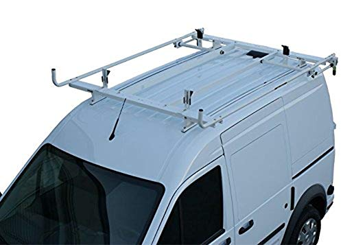 KARGOMASTER 40873 Clamp & Lock Ladder Rack (curb side)