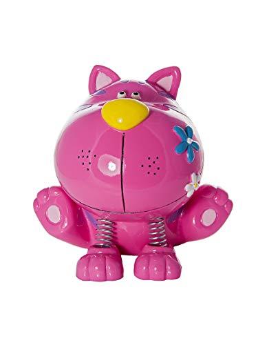 Mousehouse Gifts Rosa Katze Kinder oder Erwachsene Spardose für Mädchen