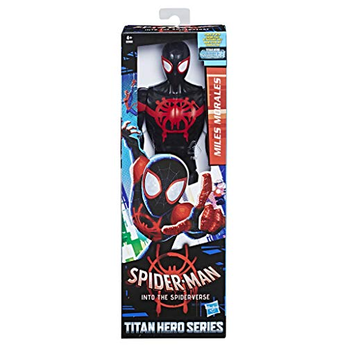Spider-Man Titan Hero Power FX Miles, Actionfigur