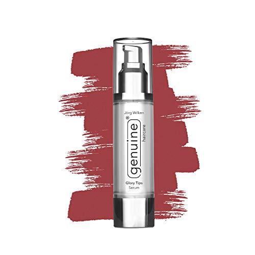 Glory Tips 360°C Hitzeschutz Serum, spendet viel Feuchtigkeit, schützt den Haarmantel, gewichtslose Formel, genuine haircare