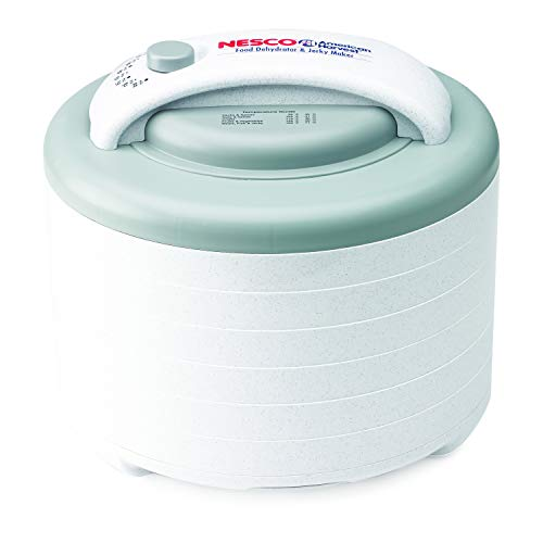 Nesco American Harvest FD-61WHCP 500 Watt All-in-One Food Dehydrator Kit