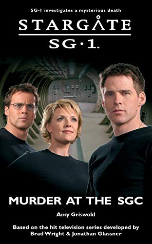 STARGATE SG-1 Murder at the SGC: 26