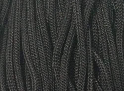 5mm*100m/PCS Polypropyleen touw kleur zwart en wit 5mm dikke hangmat DIY touw gift box draagbare rugzak gebundeld mond,5mm X100m