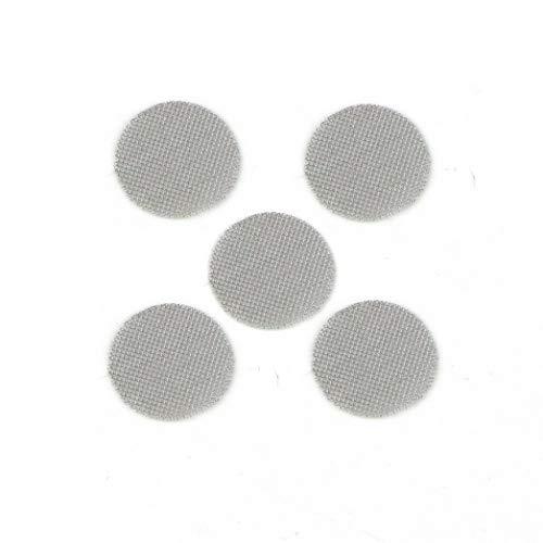 Research & Experience Zubehör für Vaporizer | Ersatz-Siebe für Aromed 3.0, 4.0, Classic, Whiteliner | Siebchen-Set. 5 Stück| EDELSTAHL | von bong-discount