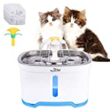 Beacon Pet Cat Water Fountain Stainless Steel,...