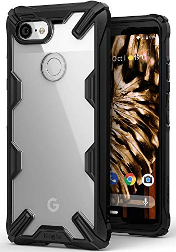Ringke Fusion X Clear Case for Google Pixel 3
