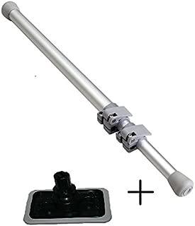 rubber pole bases