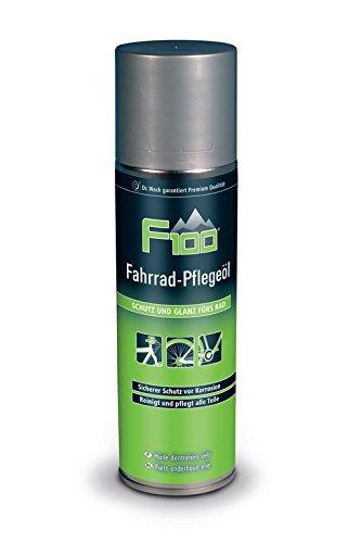 Fahrrad-Pflegeöl F100 300ml Spray
