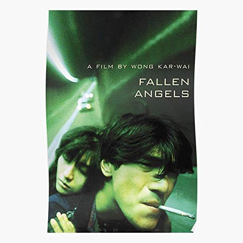 Yoyoloco Cinema Kong Chinese Wong Chungking Hong Fallen Kar Express Film Angels Wai 90S Home Decor Wall Art Print Poster !