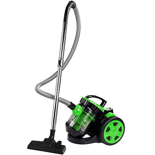 Aspiradora multi ciclo Deuba Green Edition con filtro HEPA 1000W verde