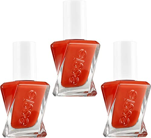 Vernis à ongles Essie Gel Couture, 471 Style Stunner 13,5 ml, lot de 3 (3 x 13,5 ml)