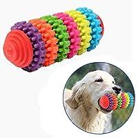 1ピースラバーペット犬子犬歯健康歯ガム噛むおもちゃペットおもちゃ