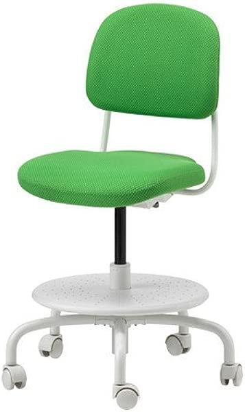 Ikea Child S Desk Chair Bright Green