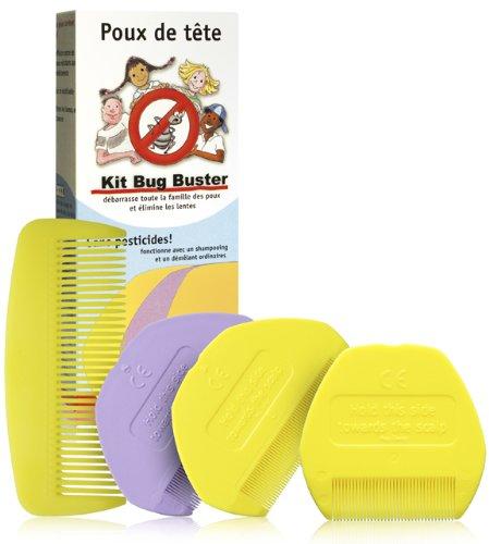 Peigne anti-poux