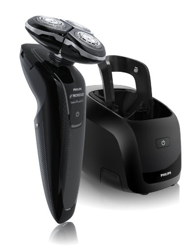 Philips Norelco 1250X/42 Sensotouch 3D Electric Razor With Jet Clean System (Series 8000)