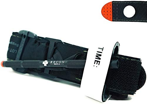 Recon Medical Tourniquet GEN 4 Trauma First Aid Essential Heavy Duty Kevlar Stitching Metal product image