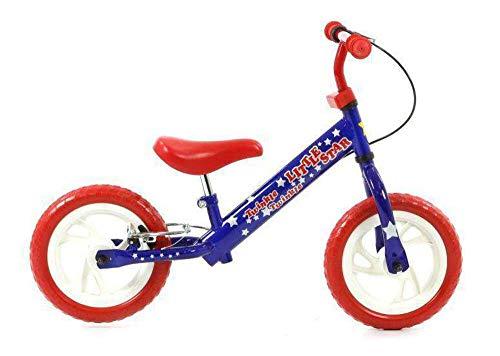 Bicicleta Infantil Niño Niña sin Pedal Popal Twinkle Star con Freno Delantero...