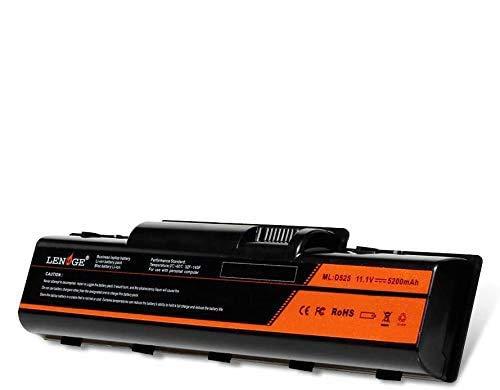 UNI-SUN Battery for Acer D525 E525 G620 NV51 NV5932U, EasyNote TJ61 TR81, Aspire 4732 5532 - replaces L09M6Y21, L09S6Y21, MS2274 - Li-Ion 5200mAh 11.1V