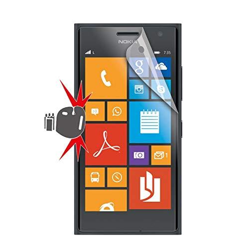 Mobilis 016 375 Film Protector para Nokia Lumia 730/735 a prueba de...