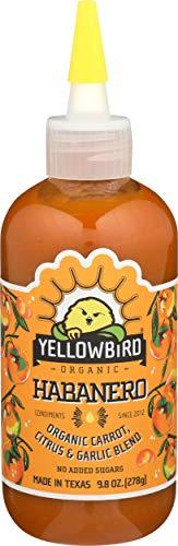 Yellowbird Sauce, Sauce Hot Habanero, 9.8 Ounce