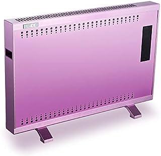 Radiador eléctrico MAHZONG Calentador eléctrico de convección Temperatura Constante Inteligente Ahorro Remoto 1310W