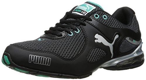 PUMA Women's Cell Riaze Cross-Training Shoe,White/Blue Atoll,10.5 B US