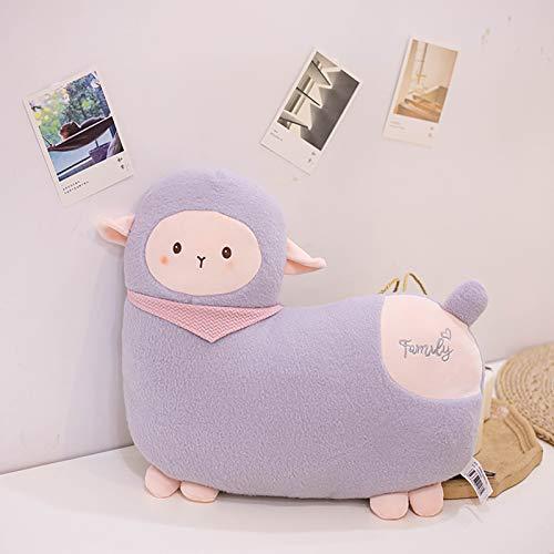 Hunpta @ 45cm Nettes Alpaka Plüschtiere Kinder Plüsch Spielzeug Kuscheltier Puppe Stofftier Home Dekokissen Geburtstag Weihnachten Geschenk für Junge Mädchen