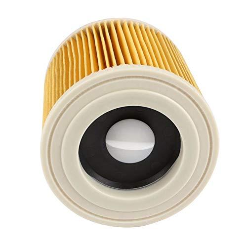 Zhangl Smart Home Vervangende luchtstoffilters zakken voor Karcher Stofzuigers onderdelen Cartridge HEPA Filter WD2250 WD3.200 MV2 MV3 W Smart Home