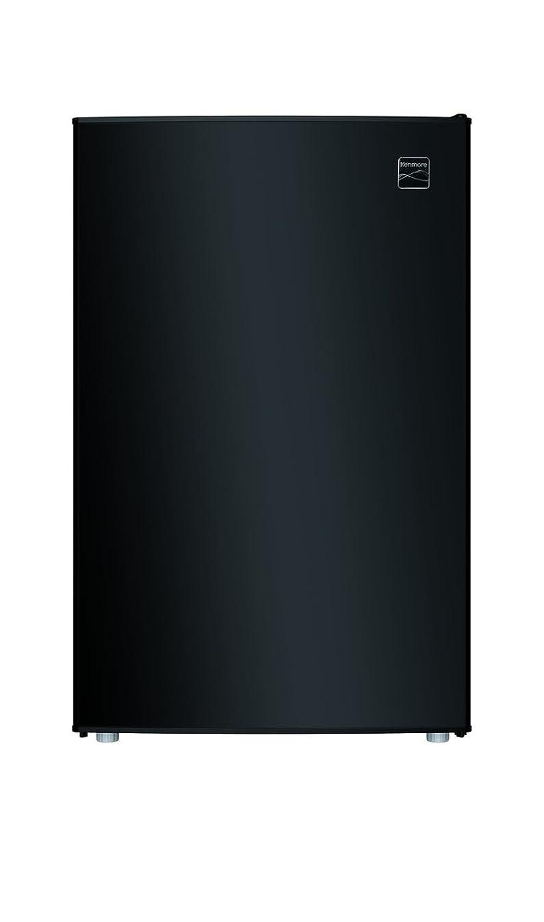 Kenmore 99059 Compact Mini Refrigerator, 4.5 cu. ft. in Black