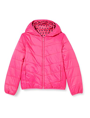 NAME IT Mädchen NKFMUMI Jacket PB Jacke, Fuchsia Purple, 152