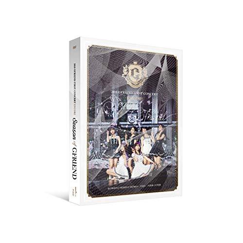2018 Gfriend First Concert (Season Of Gfriend) Encore (2 DVD)