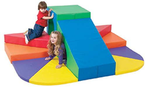 Best Buy! Children's Factory Tunnel Mountain Slide