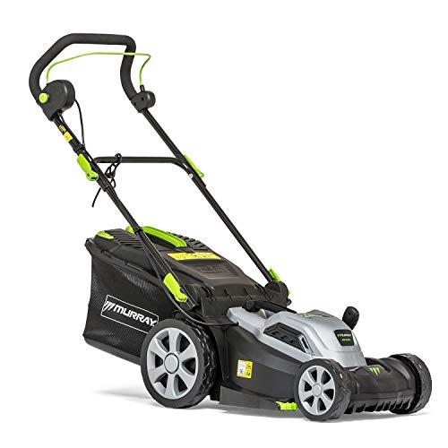 Murray 2691584 EC370 37 cm Electric Corded Lawn Mower, Push, 5 Years...