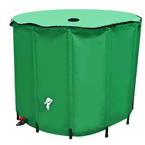 Pumplus 264 Gallon 1000L Water Storage Tank by WaterPrepared...