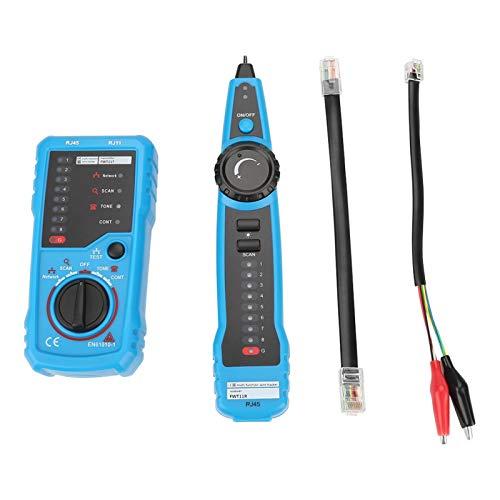 Cable de red, Comprobador de cables telefónicos anti-explosión Ip40, Ingeniería de cableado de cables telefónicos para ingeniería de telecomunicaciones