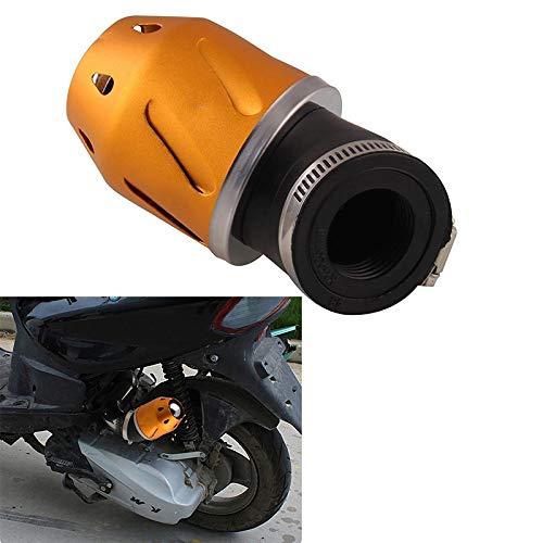 ViiconTory La Mayor Parte del Filtro de Aire Universal de la Motocicleta Vespa Universal 35-48mm Modificación de Piezas Limpiador de Aire del Motor Piezas for Yamaha