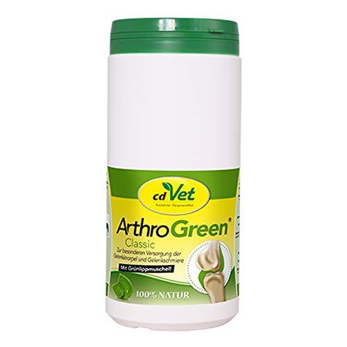 cdVet Naturprodukte - 288 / ArthroGreen - Complément alimentaire contre douleurs articulaires - 700 g